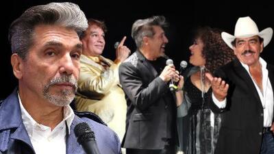 Diego Verdaguer celebra 50 años de música sin Amanda Miguel y revelando secretos con Juan Gabriel y Joan Sebastian