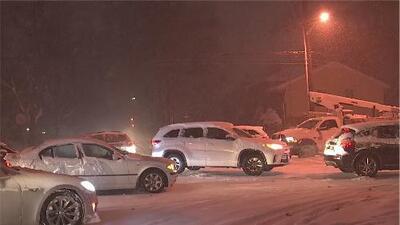 Accidente múltiple en el puente George Washington genera caos vehicular y retrasos