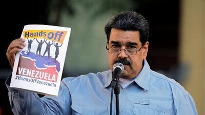 """""""La mejor ayuda humanitaria que puede recibir Venezuela es acabar con la narcotiranía"""": diplomático de Guaidó"""