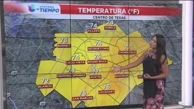 Cielos mayormente despejados este martes en Austin