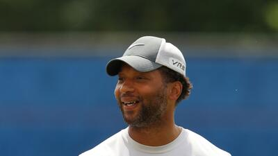 "GM Doug Whaley: Los Buffalo Bills ""estamos casi en un purgatorio de quarterback"""