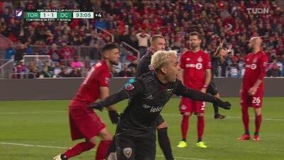¡Di sí al gol! Lucas Rodríguez rescata empate agónico 1-1 y manda el partido a tiempos extra