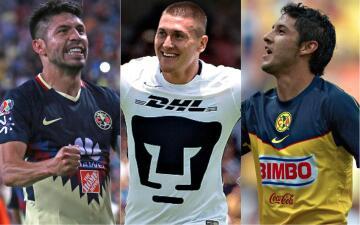 ¿Y los mexicanos en la tabla de goleo? Los artilleros del Apertura 2017 de Liga MX