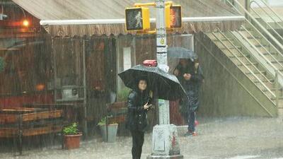 Alerta de inundaciones repentinas en el área tri-estatal, se esperan hasta 3 pulgadas de lluvia en algunas zonas