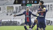 Pochettino celebra su primer título con el París Saint-Germain