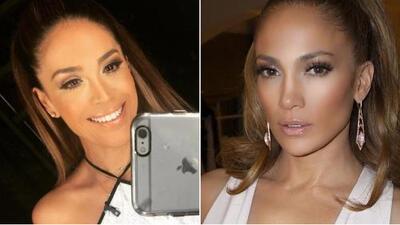 A Karla Martínez ya la había confundido antes con Jennifer Lopez