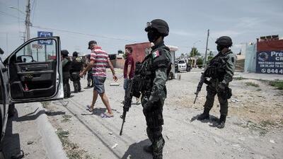 Asesinan a 5 personas en una fiesta en el norte de México en un fin de semana sangriento