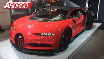 ¿Pagarías más de $3 millones por este Bugatti Chiron Sport?: Auto Show de Nueva York