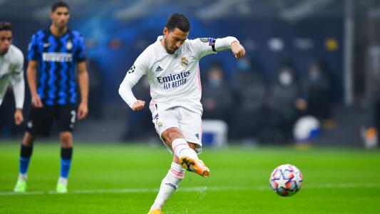 Eden Hazard y Martin Odegaard se reincorporan al Real Madrid