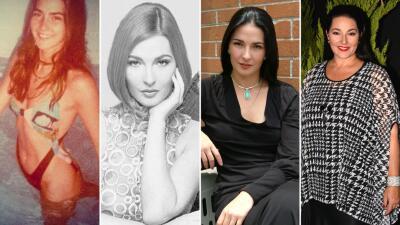 Eugenia Cauduro, de modelo a exitosa actriz