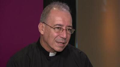 """""""No existe normalidad en Nicaragua"""": padre Edwin Román habla sobre la crisis política que atraviesa su país"""