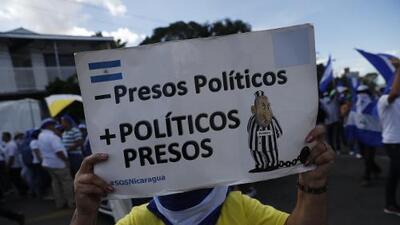 Ortega excarcela a 50 presos políticos más en medio de diálogo con opositores