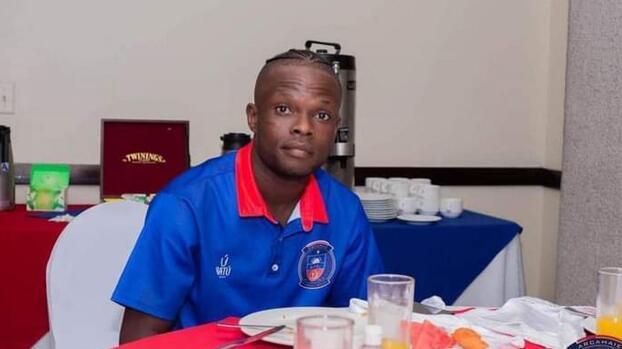 Reportan deserción de jugador del Arcahaie Wilmane Exumé