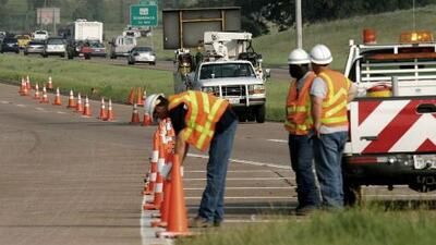 Durante este fin de semana varias carreteras estarán cerradas en Houston: aquí te contamos cuáles son
