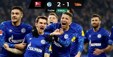 El Schalke mantiene el pulso en la Bundesliga
