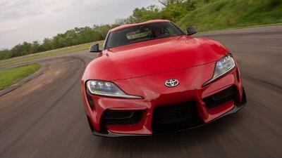 Toyota Supra 2020 | A Bordo