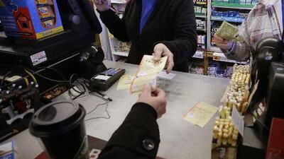 El boleto ganador de los 570 millones de dólares de Powerball se vendió en New Hampshire