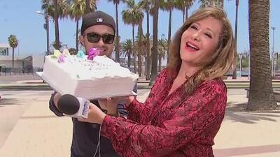 Jessica Maldonado está de fiesta, ¡felicítala por su cumpleaños!