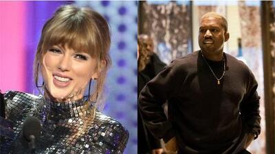 Taylor Swift votará por los demócratas y Kanye West se reunirá con Trump