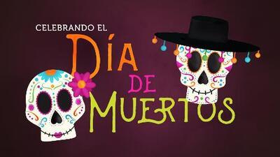Celebra el Día de Muertos