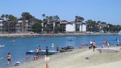 ¿Cuáles son las mejores (y las peores) playas para escapar de la ola de calor?