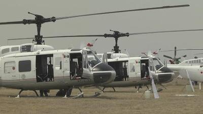 López Obrador pone a la venta 33 aviones y 39 helicópteros como parte de su política de austeridad