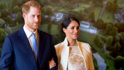 El príncipe Harry y Meghan Markle ya se mudaron a Frogmore Cottage (donde tendrán vecinos 'escalofriantes')