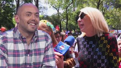 """Laura Bozzo le exige a Mauricio Clark que deje de """"estar hablando p#&%#&$"""" sobre la comunidad LGBTQ"""