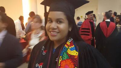 Lea el hermoso y conmovedor discurso de graduación de esta latina en Harvard