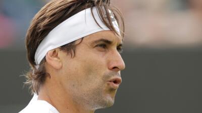 David Ferrer se despidió pronto de Wimbledon