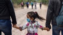 Sumidos en un dilema: EEUU y México vulnerados por miles de menores no acompañados que buscan asilo en la frontera