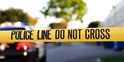 Policía recibe llamada de un incendio: era su casa y su familia estaba dentro