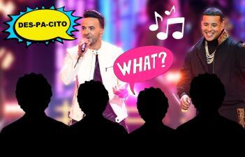 """El problema de 'Despacito' en los GRAMMY: """"Era en español"""" (y ya le había pasado a otras canciones)"""
