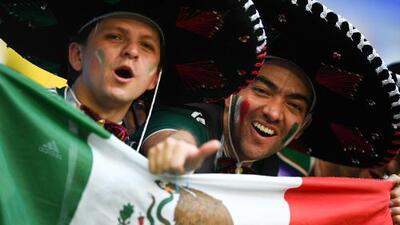 ¡Fiesta Tricolor! San Diego recibió al Tri a ritmo de banda, asados e ilusión