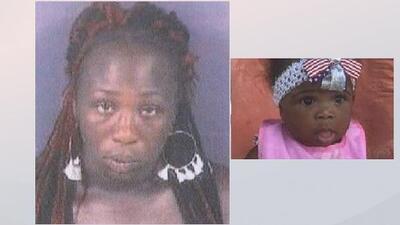 Encuentran a bebé que había sido raptada en Carolina del Norte