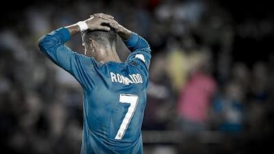 Cristiano Ronaldo es sancionado con cinco partidos de suspensión