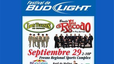Festival de Bud Light