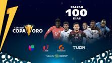 ¡A 100 días de Copa Oro! Nuestra pasión cada vez más cerca