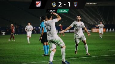 Costoso triunfo… LA Galaxy ganó, pero Jona dos Santos salió lesionado