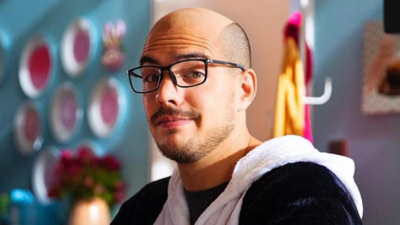 Vadhir Derbez se rapó y subió 17 kilos para su nueva película