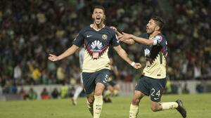 Con dedicatoria para Cruz Azul, América vence 1-0 a Santos
