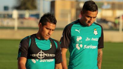 Osvaldo Martínez y Jesús Isijara, nuevos refuerzos del Atlas