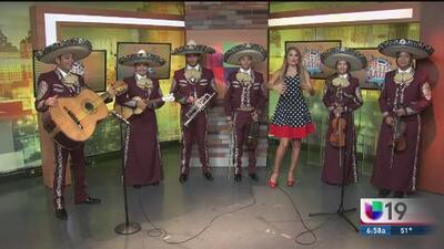 La música del mariachi estará presente en la Fiesta Latina 2018