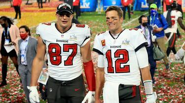 La dupla Brady-Gronkowski tendrá un capítulo más en la NFL