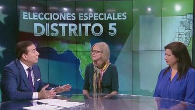 Las candidatas a la Comisión de Miami-Dade del Distrito 5 hablan de sus políticas en Al Punto Florida