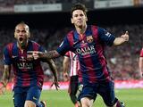 """Dani Alves le aconseja a Messi quedarse en Barcelona: """"Todos los que se van se arrepienten"""""""