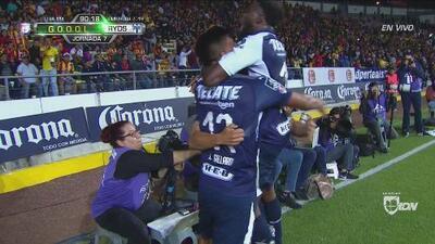 Monterrey remontó con estos dos goles el 3-2 sobre Morelia