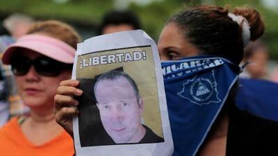 Piden la liberación de 85 presos políticos que para el gobierno de Nicaragua no existen