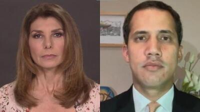 Janiot PM: Guaidó responde a las acusaciones tras la publicación de fotografías con miembros de una banda criminal colombiana