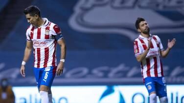 Darío Lezcano igualó una lamentable marca en el futbol mexicano